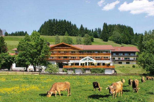 Sonnenbichl Hotel am Rotfischbach - фото 20