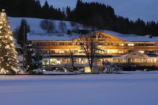Sonnenbichl Hotel am Rotfischbach - фото 22