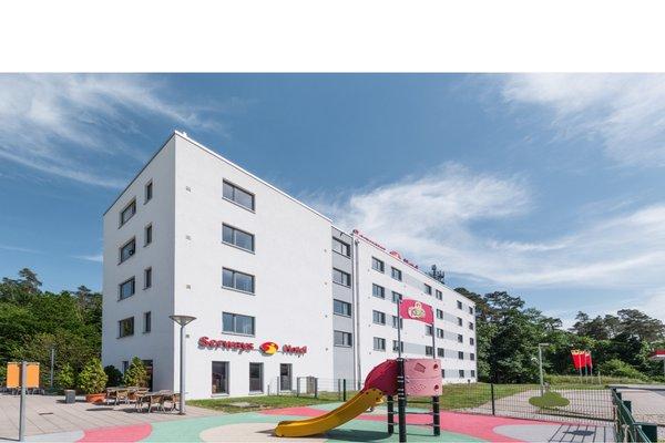 Serways Hotel Feucht Ost - фото 22