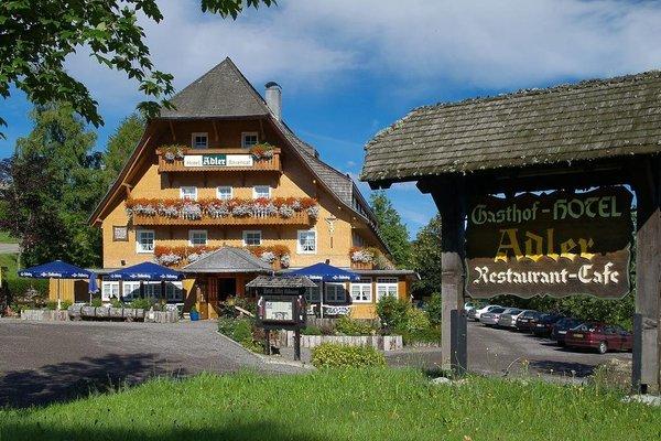Hotel Adler Barental - фото 19
