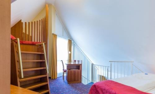 Hotel am Schillerpark - фото 13