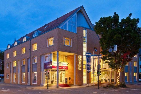 Hotel am Schillerpark - фото 23