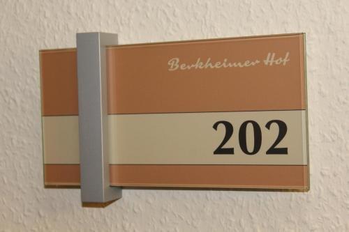 Hotel Berkheimer Hof - фото 19