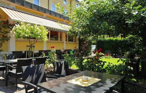 Businesshotel Rosenau - фото 21