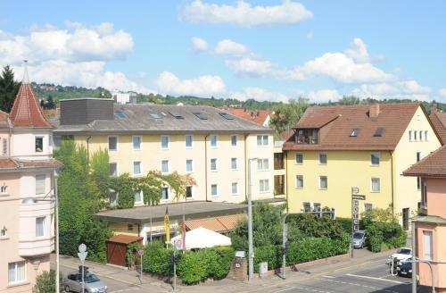 Businesshotel Rosenau - фото 23