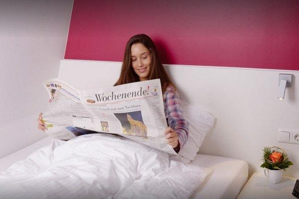 mk hotel eschborn - фото 7