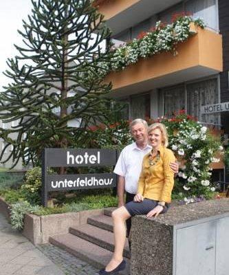 Hotel Unterfeldhaus - фото 19