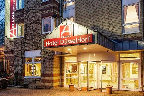 Arcadia Hotel Dusseldorf - фото 20