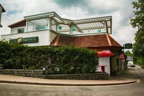 Hotel & Restaurant Park Cafe ISA - фото 23