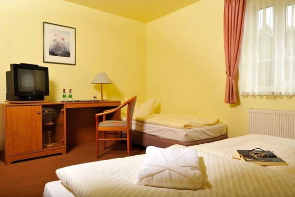 Landhotel Weisser Schwan - фото 41