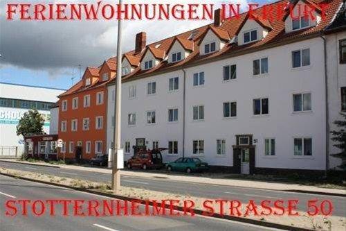 Ferienwohnung Erfurt - фото 12