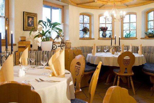 Landidyll Hotel Linderhof - фото 12