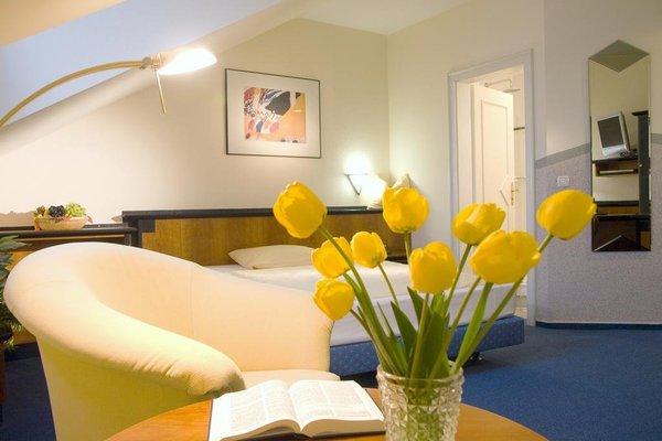 Landidyll Hotel Linderhof - фото 5