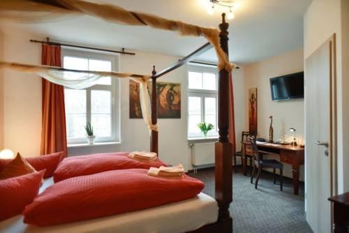 Villa Altstadtperle Erfurt - фото 50