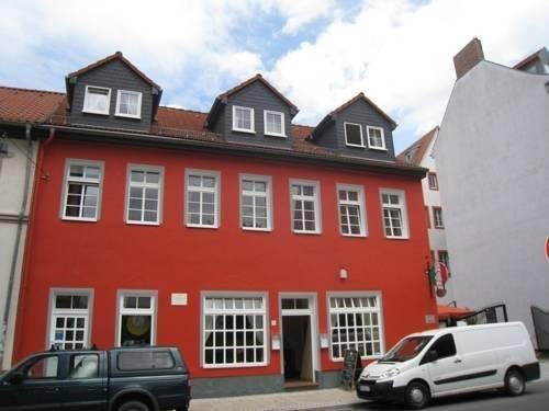 Villa Altstadtperle Erfurt - фото 17
