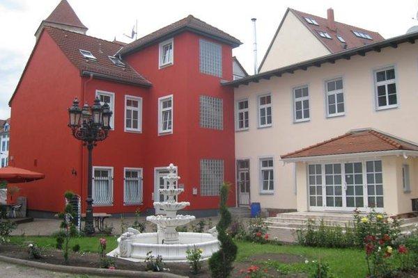 Villa Altstadtperle Erfurt - фото 18