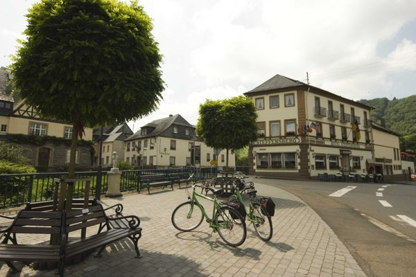 Mosel Weinhotel Steffensberg - фото 14