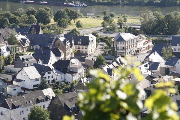 Mosel Weinhotel Steffensberg - фото 16