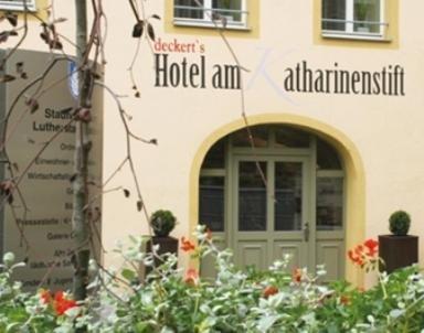 deckerts Hotel am Katharinenstift - фото 14