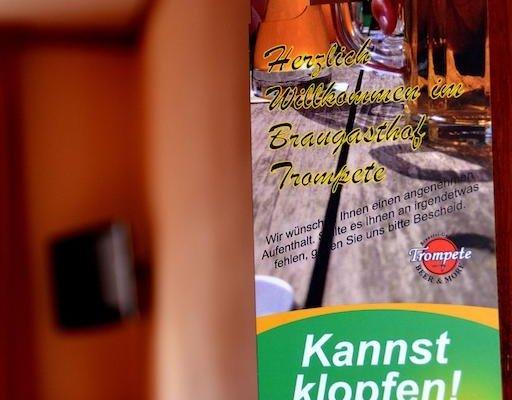 Braugasthof Trompete - фото 16