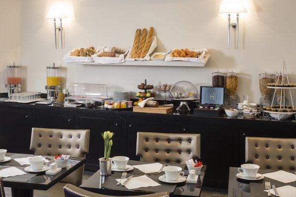 Qualys-Hotel Des Princes - фото 14