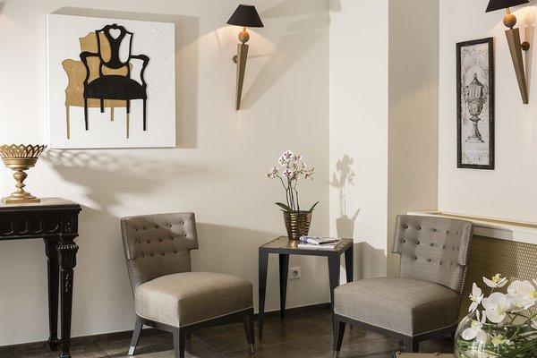 Qualys-Hotel Des Princes - фото 6