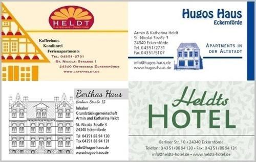 Heldts Hotel - фото 19