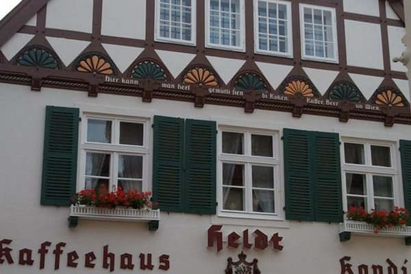 Kaffeehaus und Konditorei Heldt - фото 23
