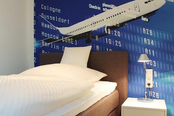 JU52 Restaurant Hotel Lounge - фото 50