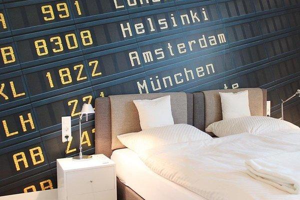 JU52 Restaurant Hotel Lounge - фото 7