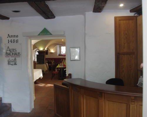 Altes Badhaus - фото 18