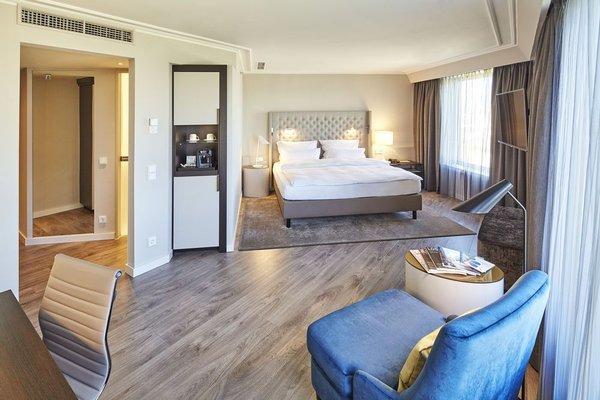 Hotel Nikko Dusseldorf - фото 10