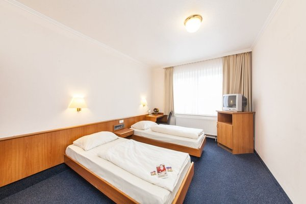 Hotel Antares Dusseldorf - фото 2