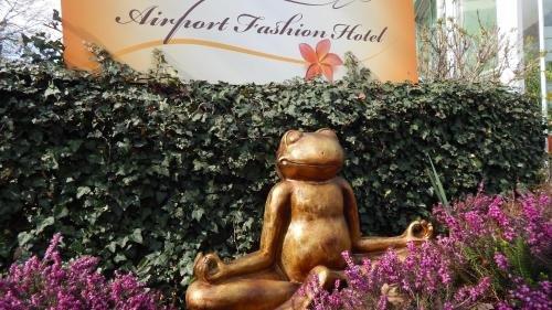 Airport Fashion Hotel - фото 15