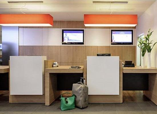 ibis Hotel Dusseldorf Hauptbahnhof - фото 6