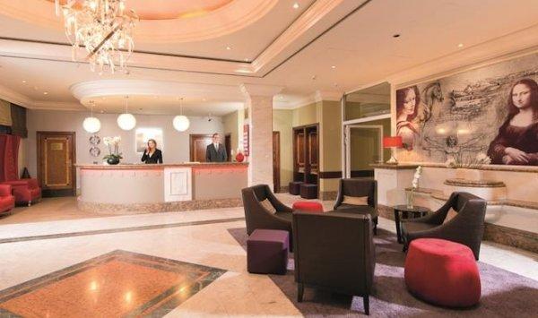 Leonardo Hotel Dusseldorf City Center - фото 17