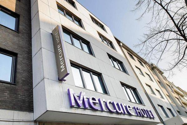 Mercure Hotel Dusseldorf Zentrum - фото 22