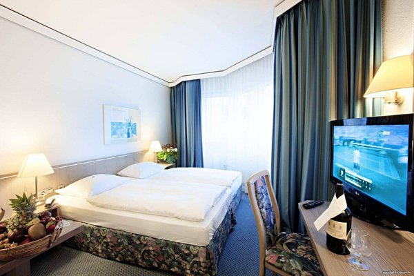 Best Western Hotel Dusseldorf City - фото 2