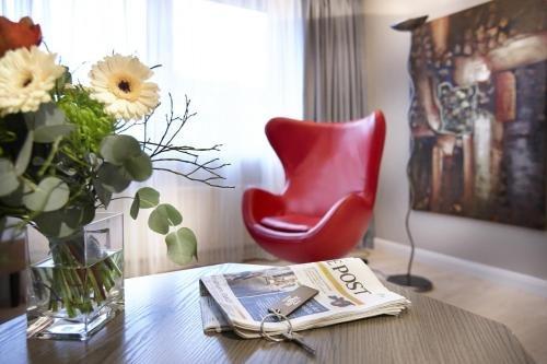 Best Western Hotel Dusseldorf City - фото 5