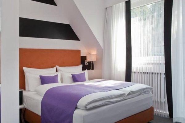 Гостиница «The Homy Inn», Дюссельдорф