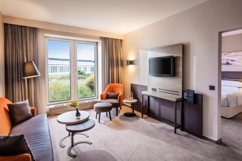 Sheraton Dusseldorf Airport Hotel - фото 3
