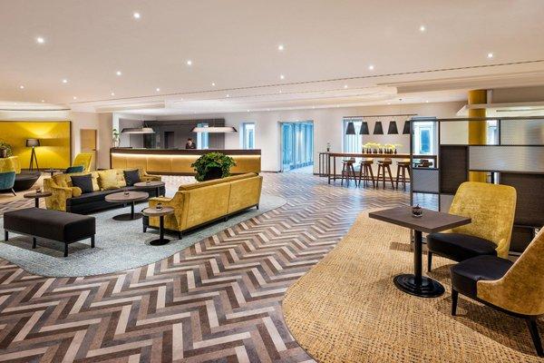 Sheraton Dusseldorf Airport Hotel - фото 5
