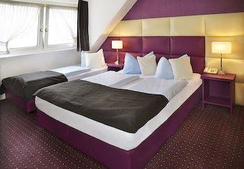 Hotel Am Wehrhahn - фото 1