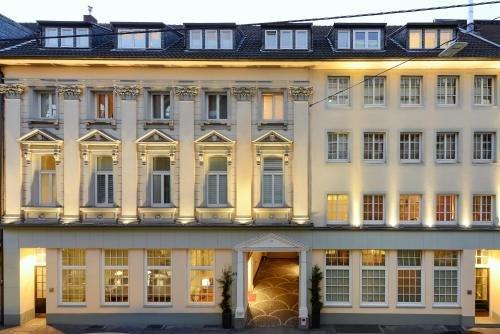 Apartmenthaus Hohe Strasse - фото 22