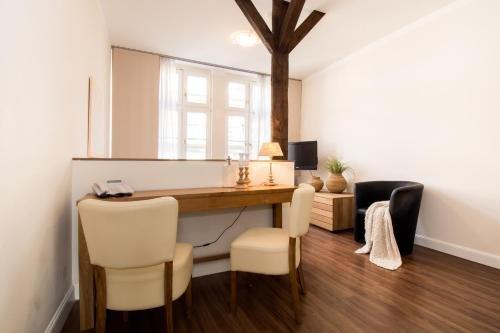 Apartmenthaus Hohe Strasse - фото 5