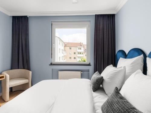 Novum Hotel Excelsior Dusseldorf - фото 15