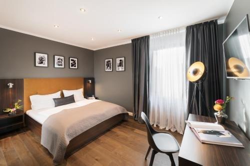 Hotel Dusseldorf Mitte - фото 1
