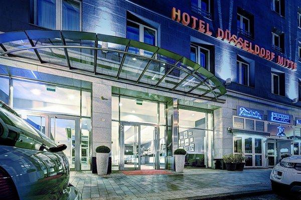 Hotel Dusseldorf Mitte - фото 22