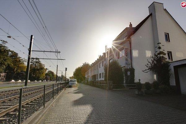 Haus Mooren, Hotel Garni - фото 23