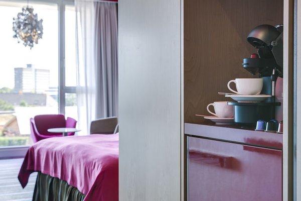 Radisson Blu Media Harbour Hotel, Dusseldorf - фото 3